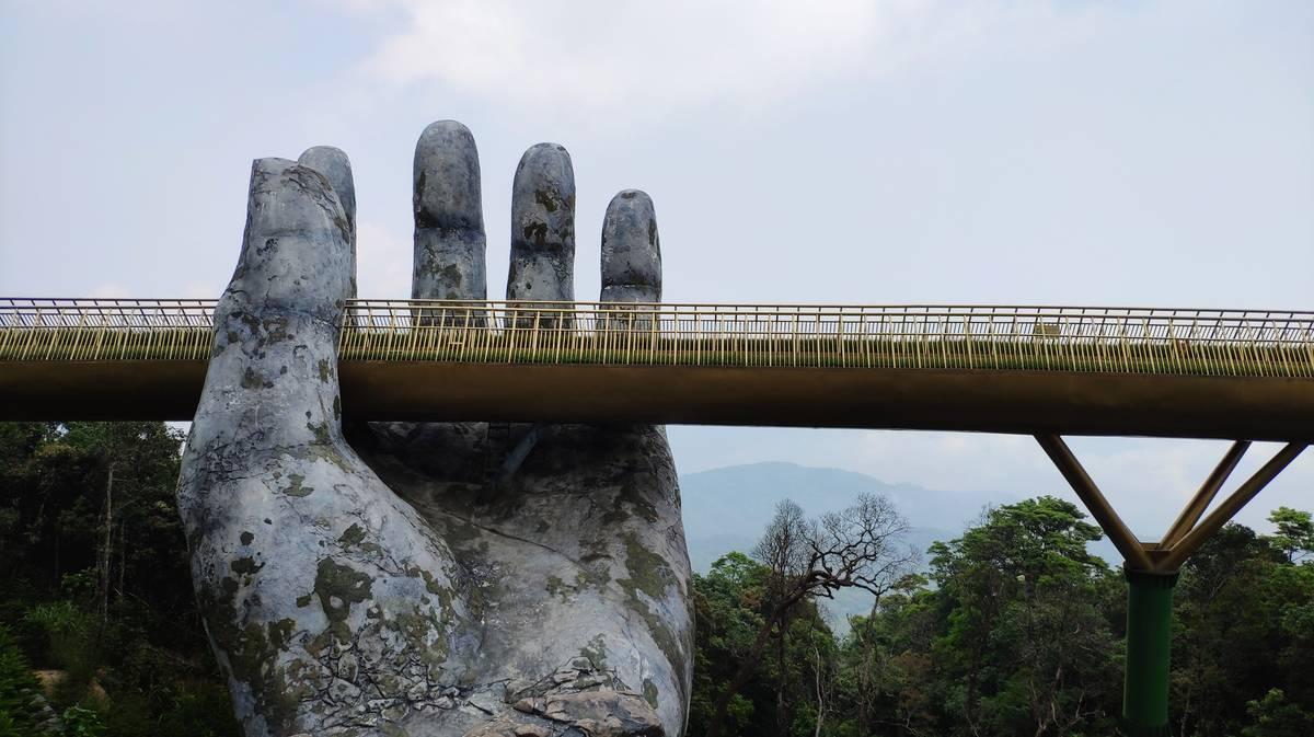 puente de las manos ba na hills 2