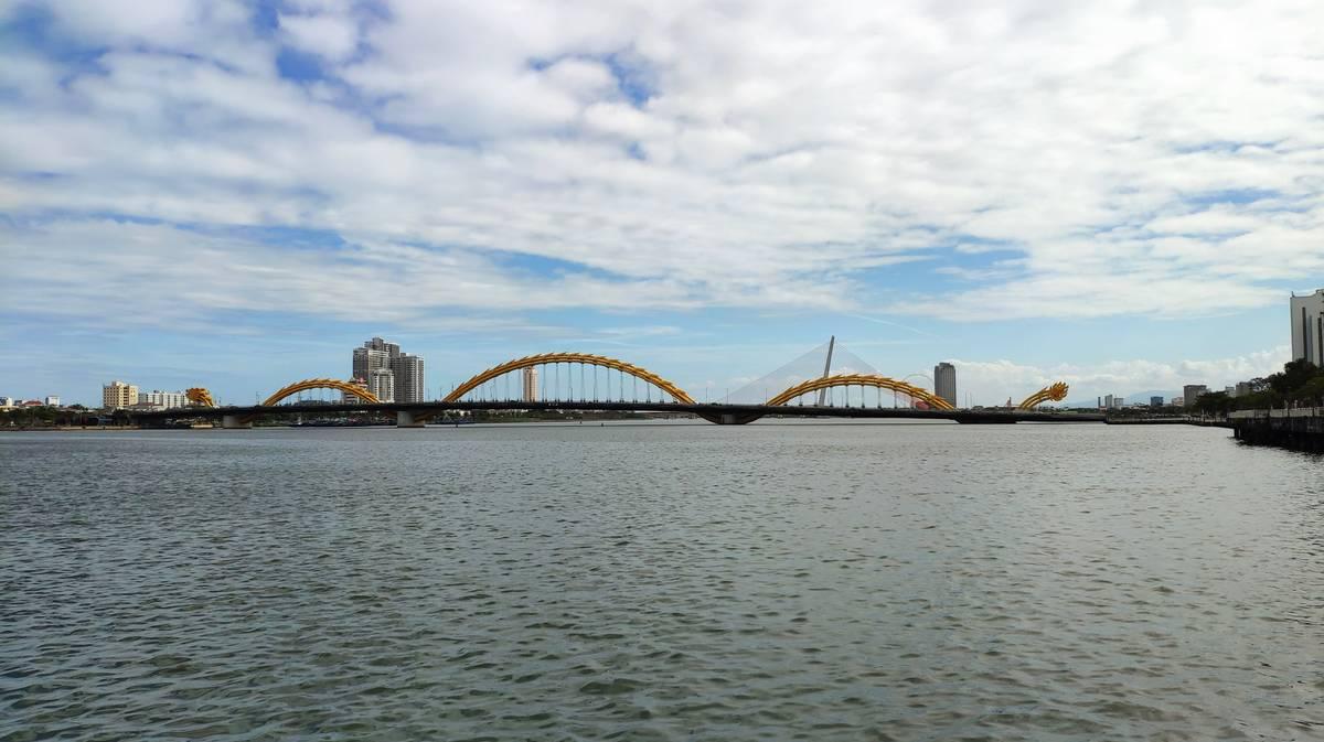 puente del dragon da nang