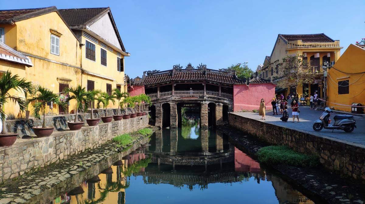 puente japones hoi an