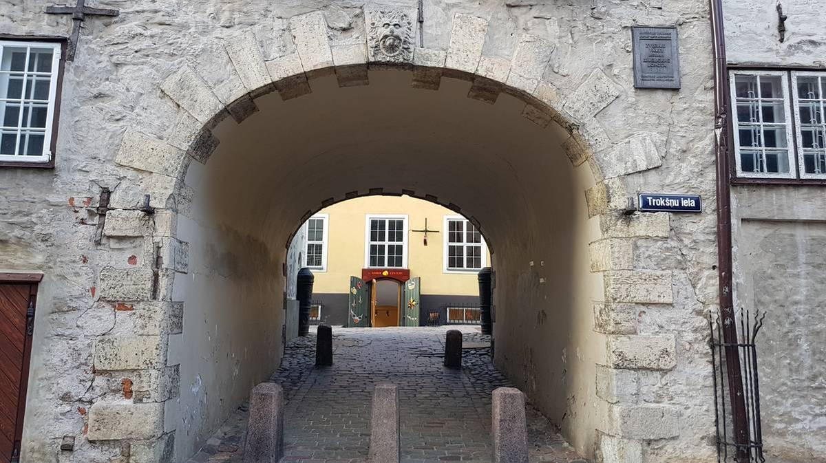 Puerta Sueca