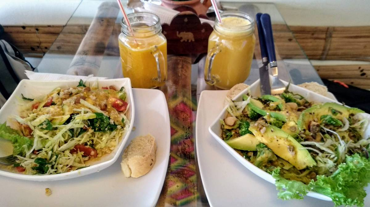punto vegetal ensaladas