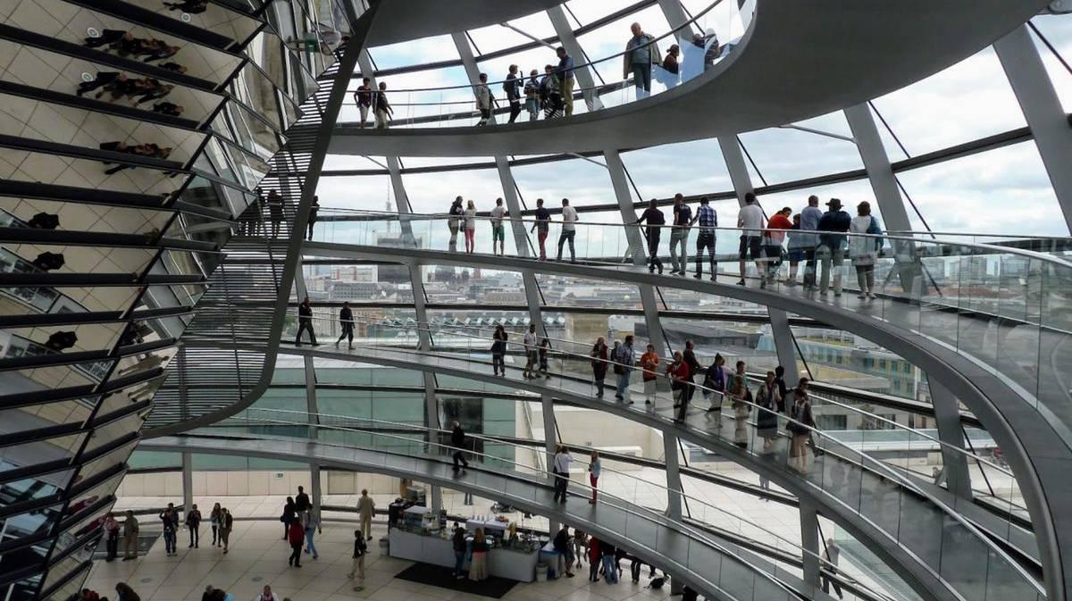 Reichstag y Bundestag