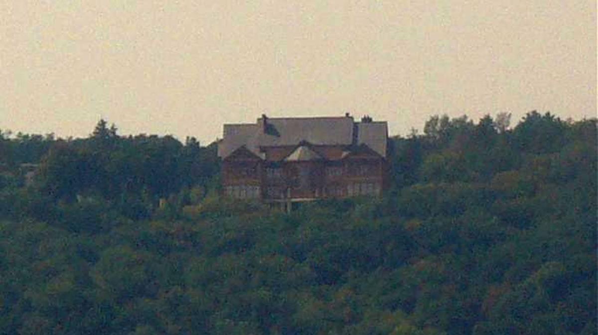 Residencia de Mezhyhirya