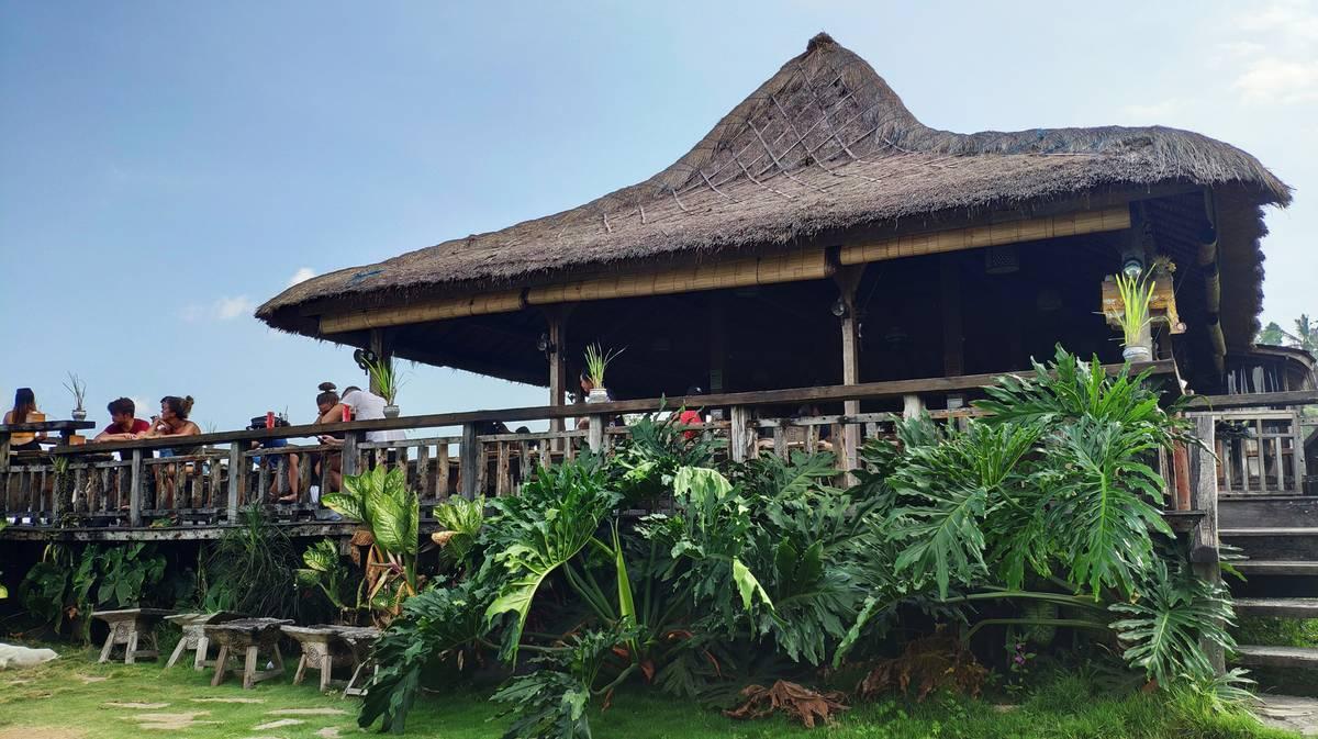 restaurante gong jatiluwih