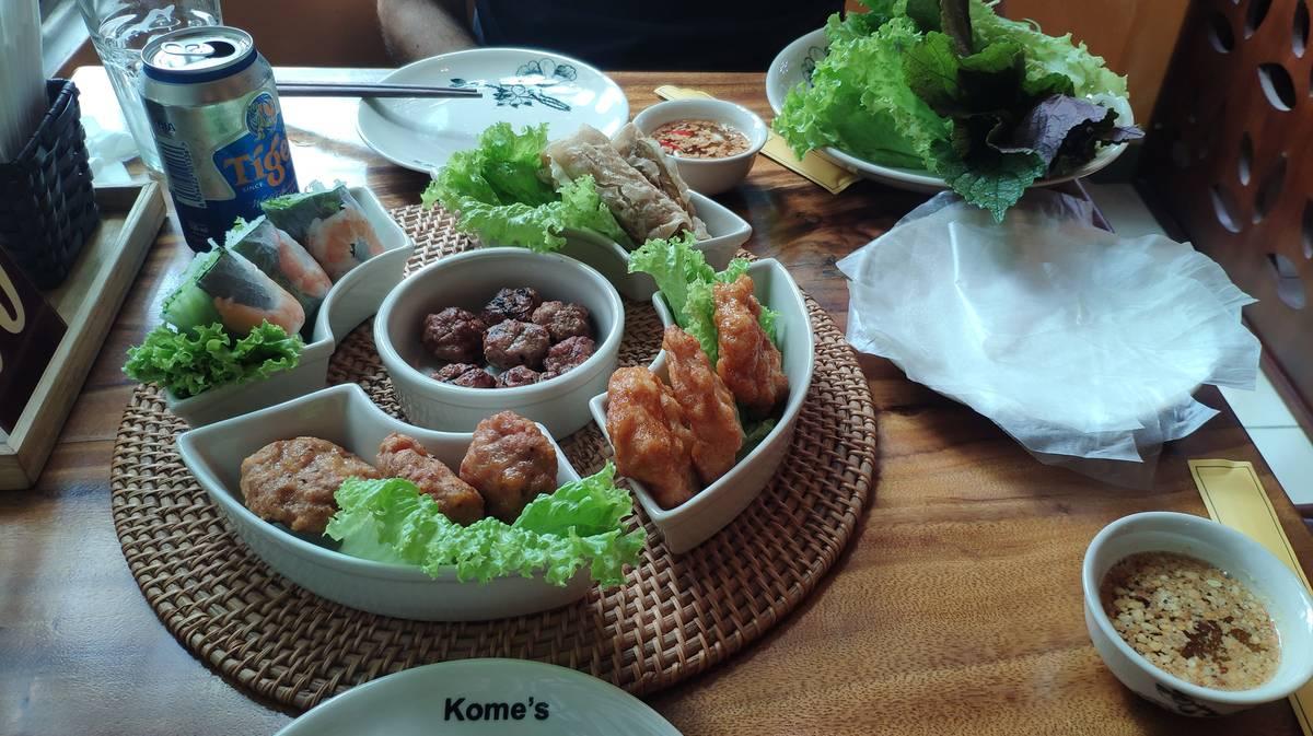 restaurante komes da nang