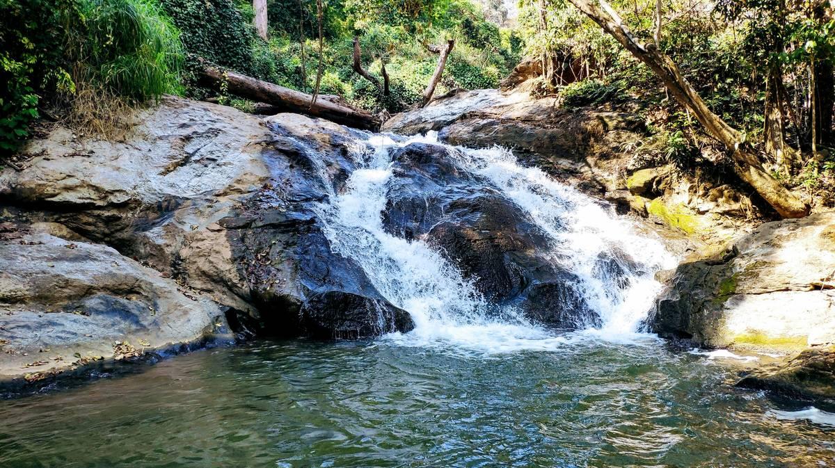samoeng loop mae sa waterfalls 6