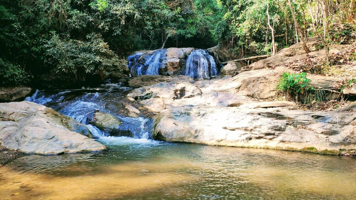 samoeng loop mae sa waterfalls 7