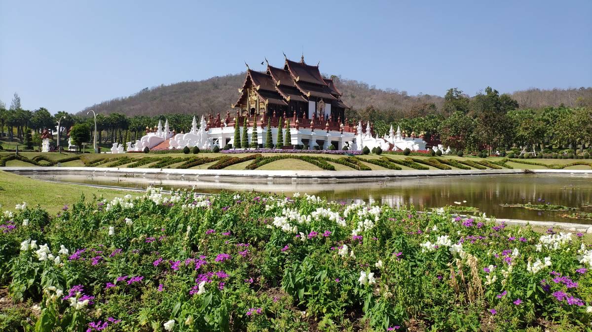 samoeng loop royal park rajapruek
