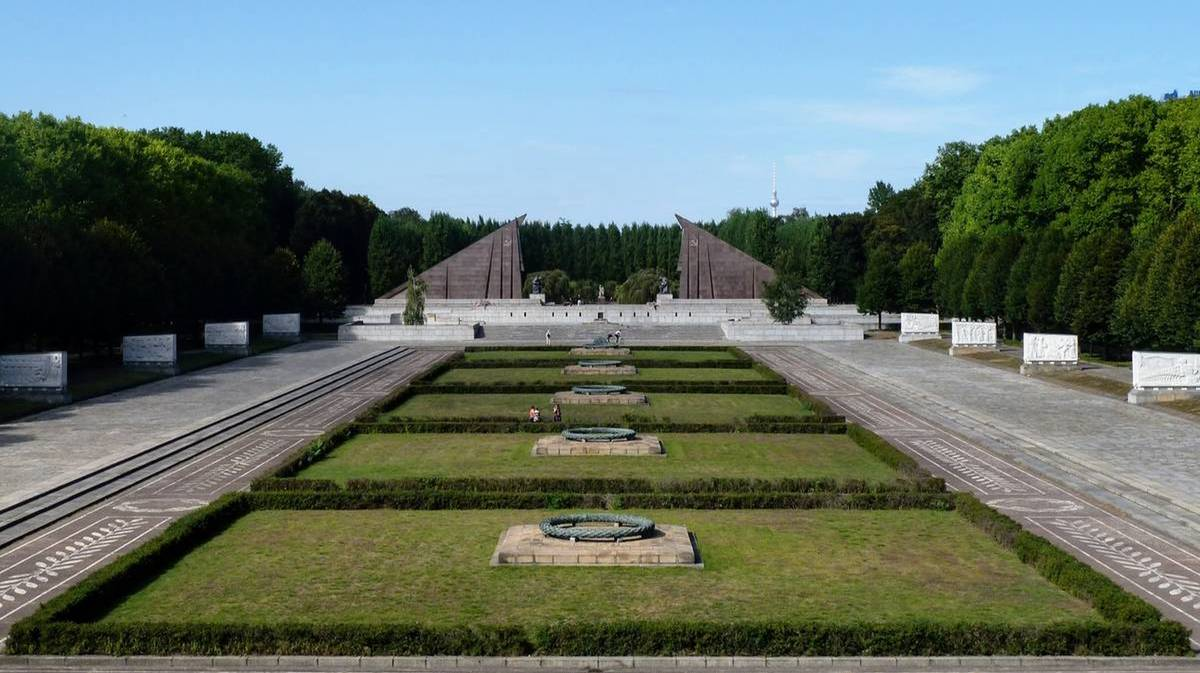 Monumento de Guerra Soviético