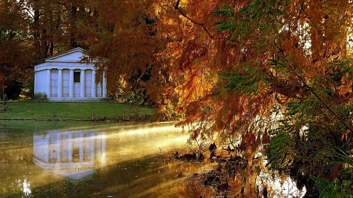 Cementerio Spring Groves en Cincinnati