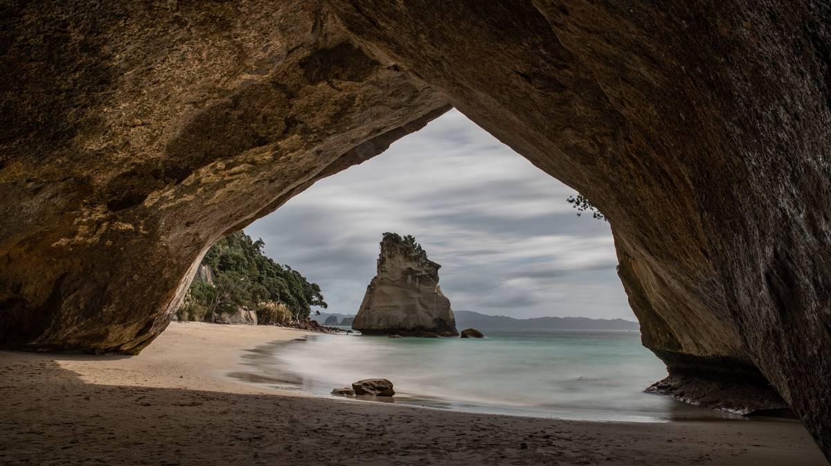 te whanganui a hei marine reserve
