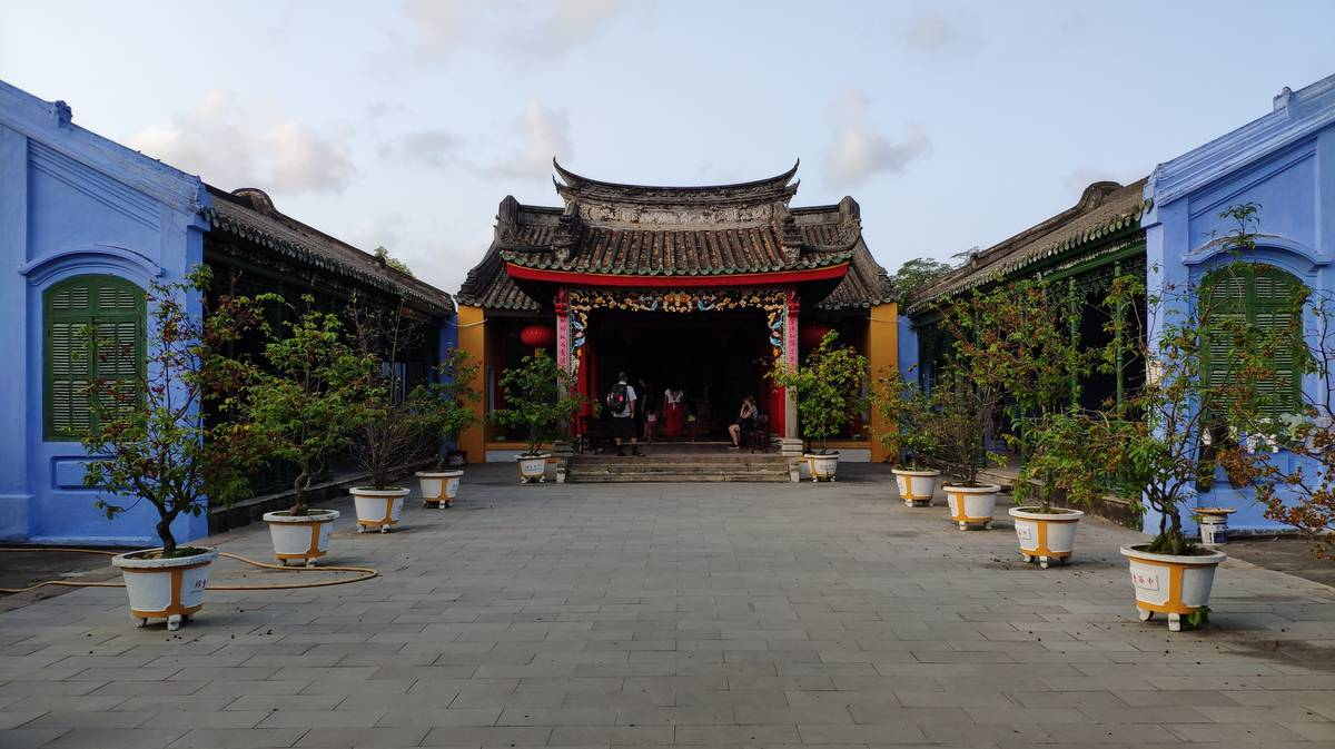 templos hoi an