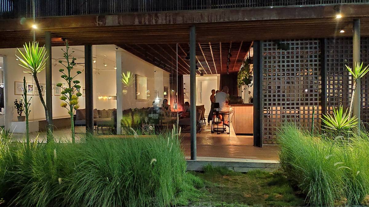 The Slow - Restaurante elegante Canggu