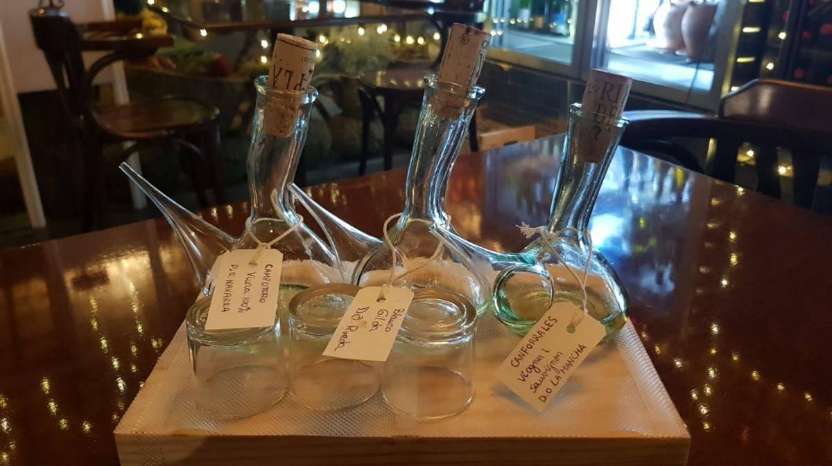 Toc de Gralla - Wine tasting
