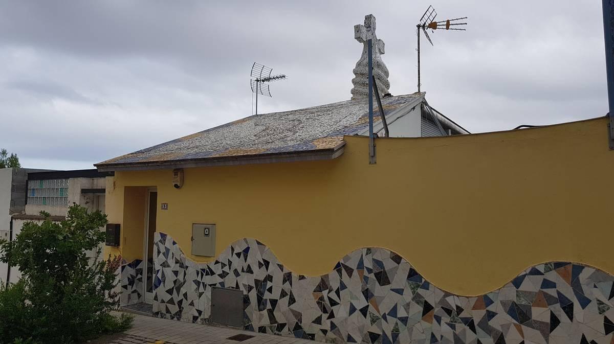 Trencadís house