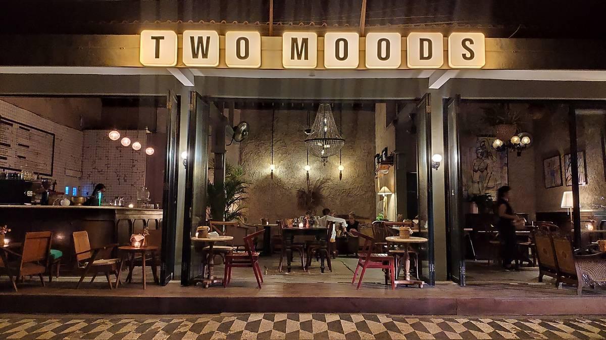 Two Moods - Restaurante elegante Canggu