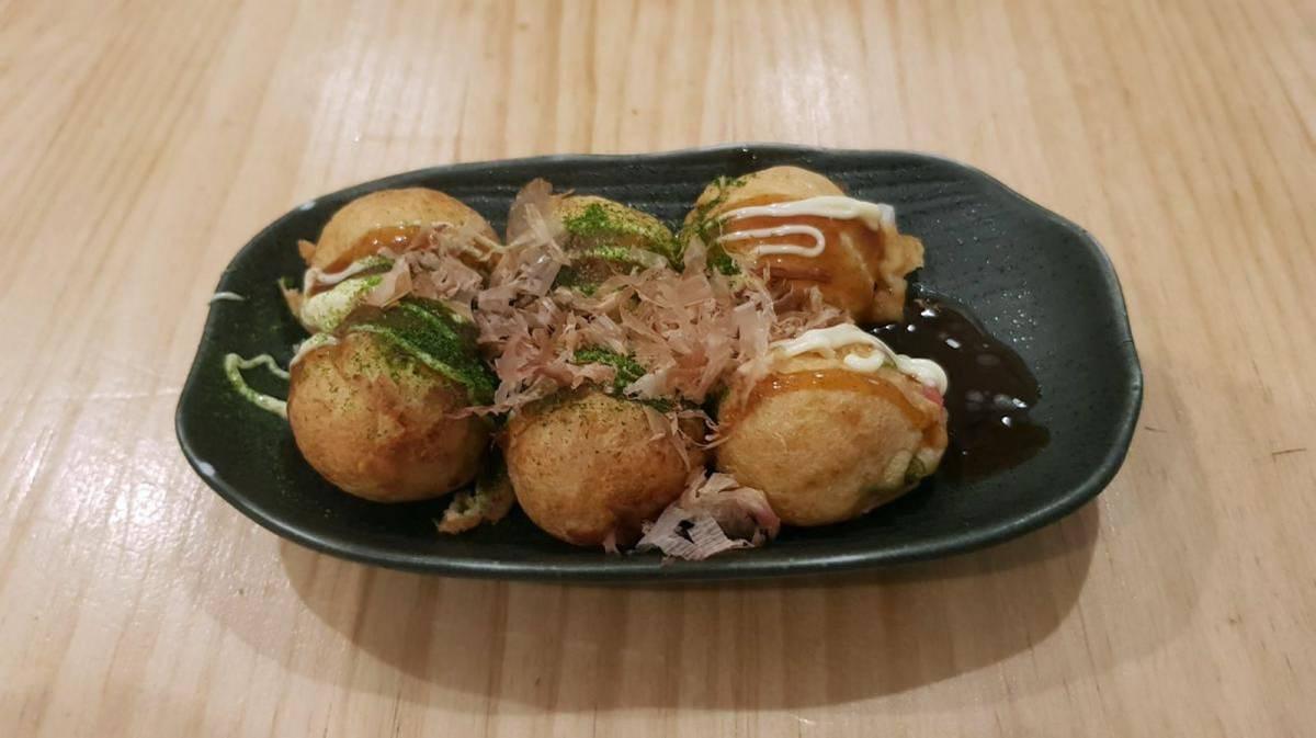 Yatai - Takoyaki balls