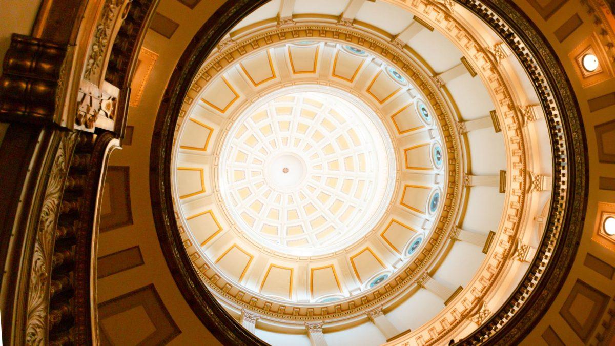 Cúpula del Capitolio Estatal de Colorado