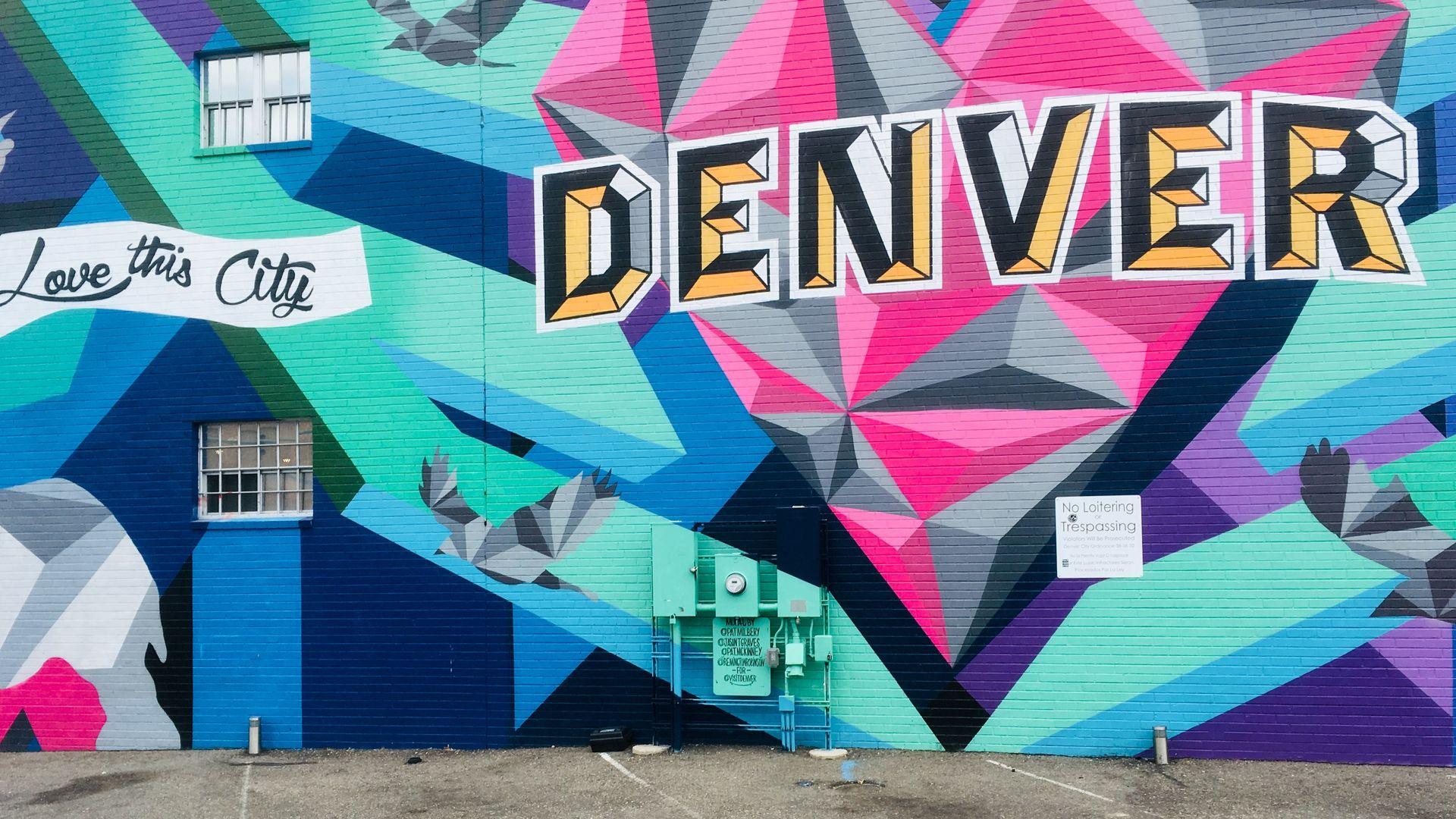 Qué ver en Denver