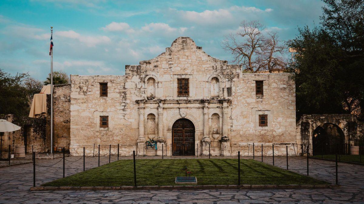 El Álamo en San Antonio