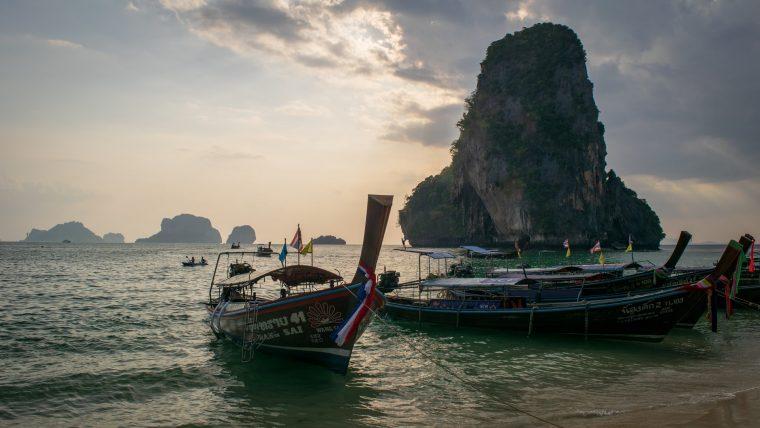 Cómo ir de Chiang Mai a Krabi