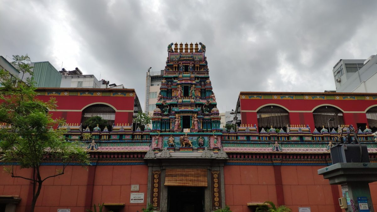 Templo de la Diosa Mariamma