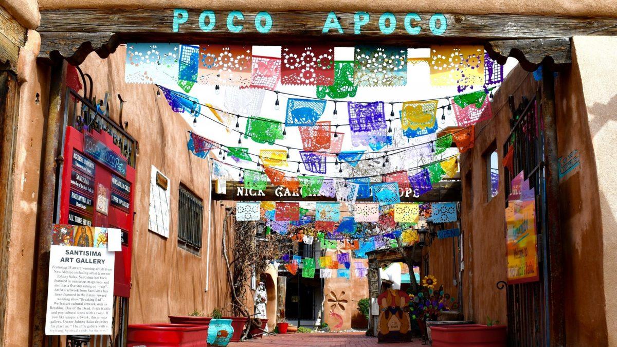 Casco Antiguo de Albuquerque