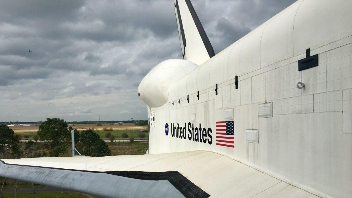 Centro Espacial de Houston