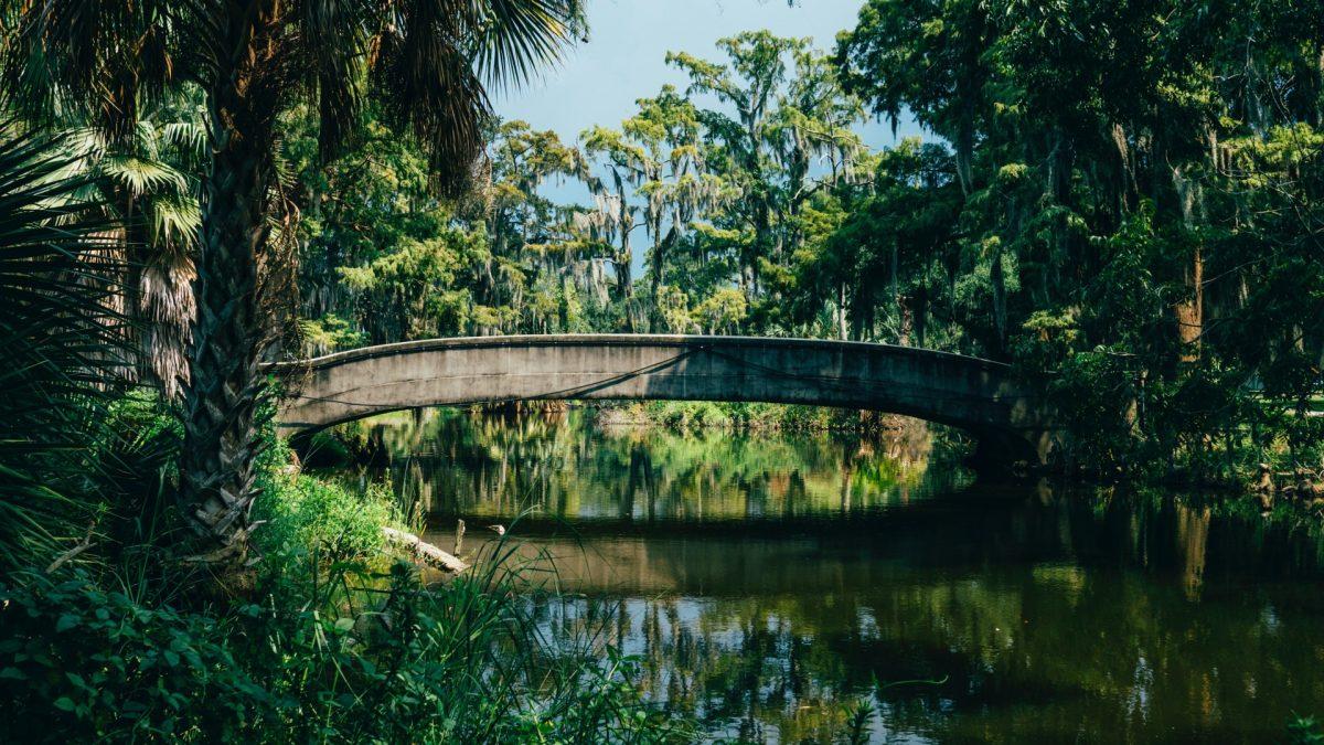 City Park en Nueva Orelans