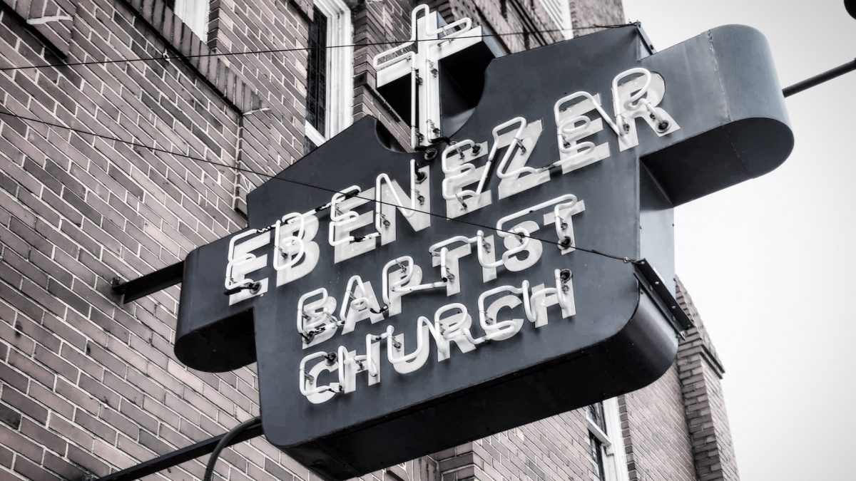 Ebenezer Baptist Church en Atlanta