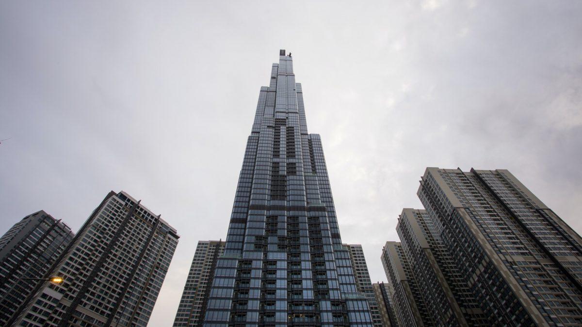 Landmark 81, el edificio más alto de Vietnam