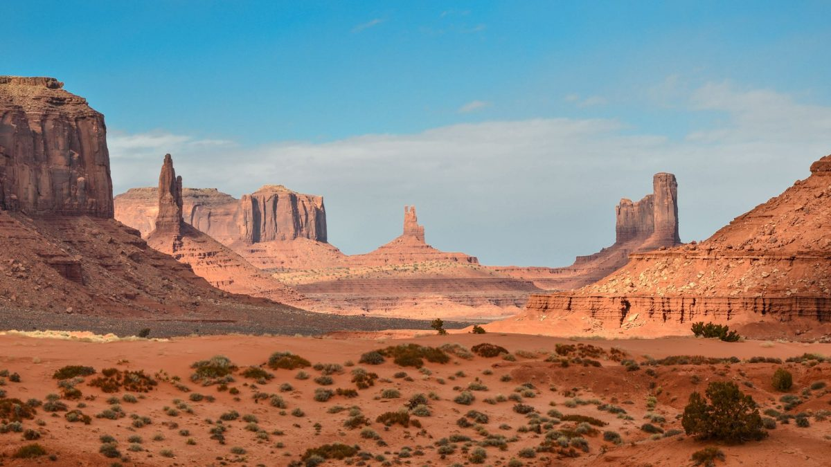 Monument Valley en Arizona