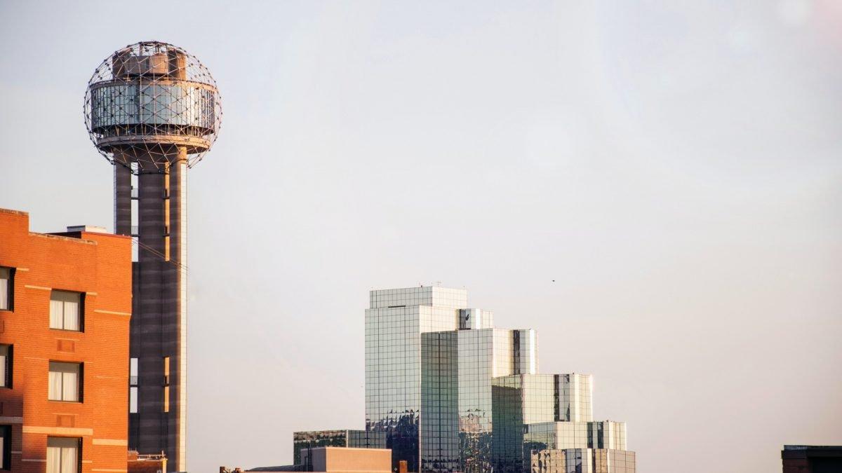 Reunion Tower en Dallas