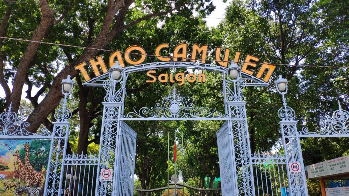 Zoo y Jardines Botánicos Saigón