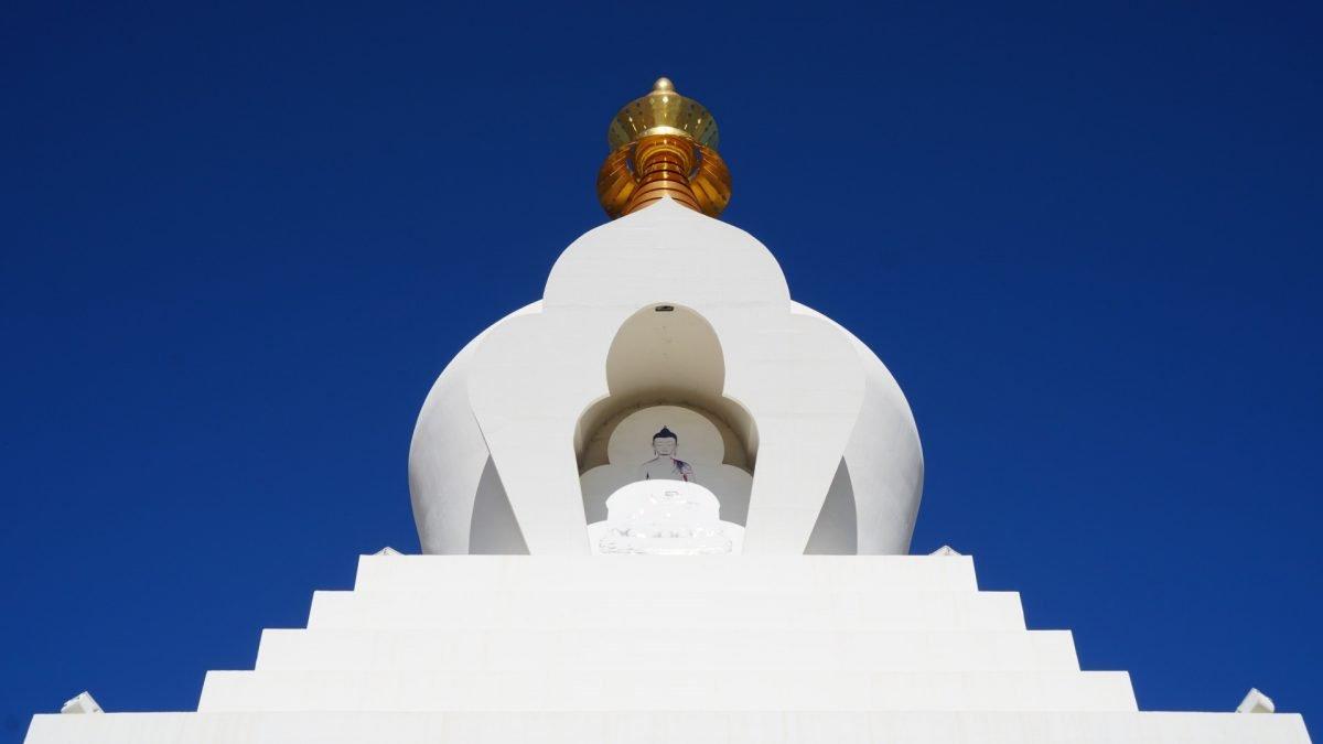 Templo Budista en Benalmádena