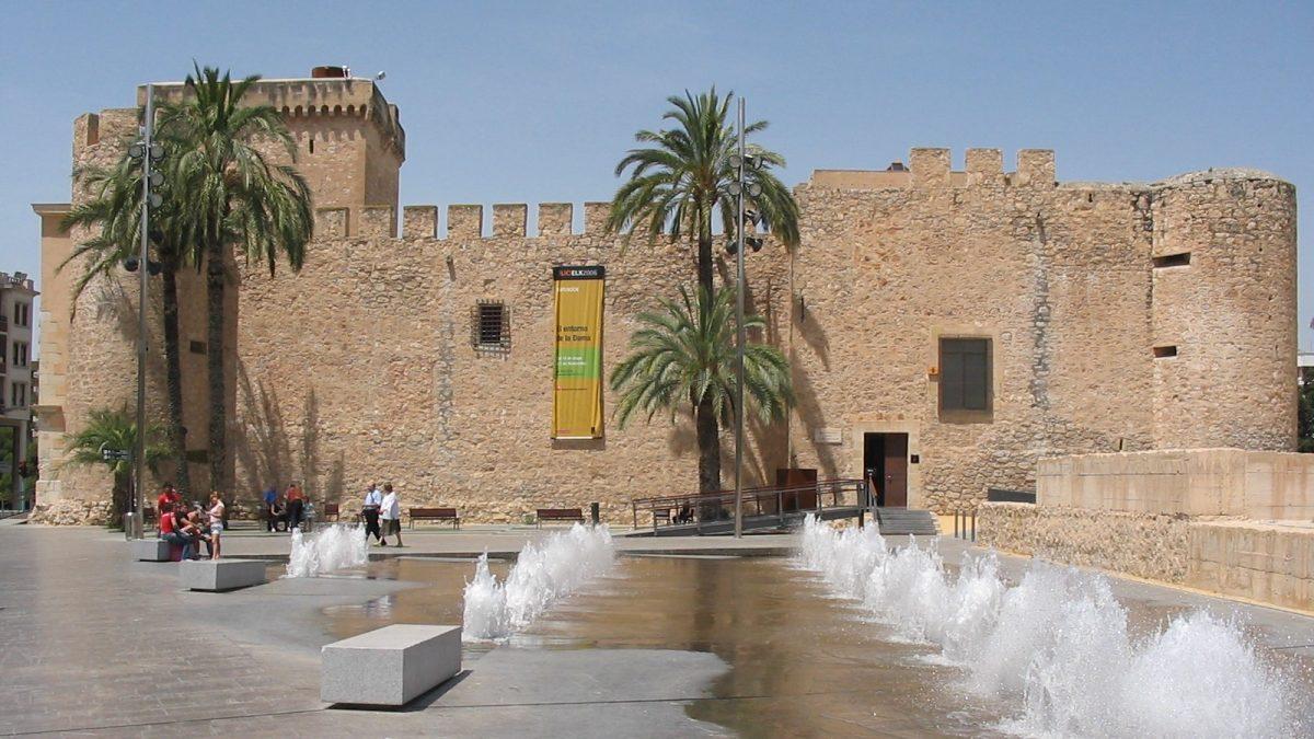 Palacio de Altamira en Elche