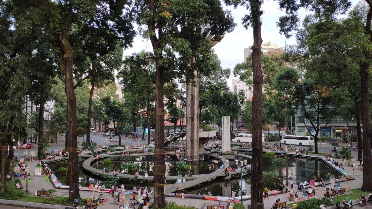 Plaza Ho Con Ruy