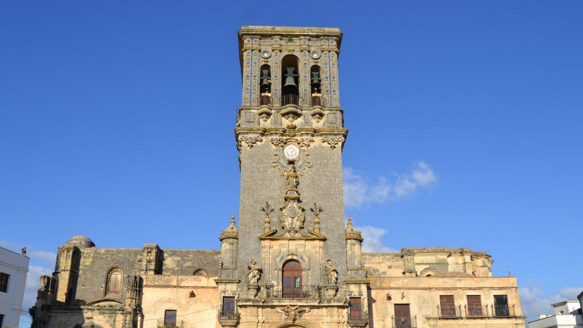 Basílica Menor de Santa María de la Asunción de Arcos de la Frontera