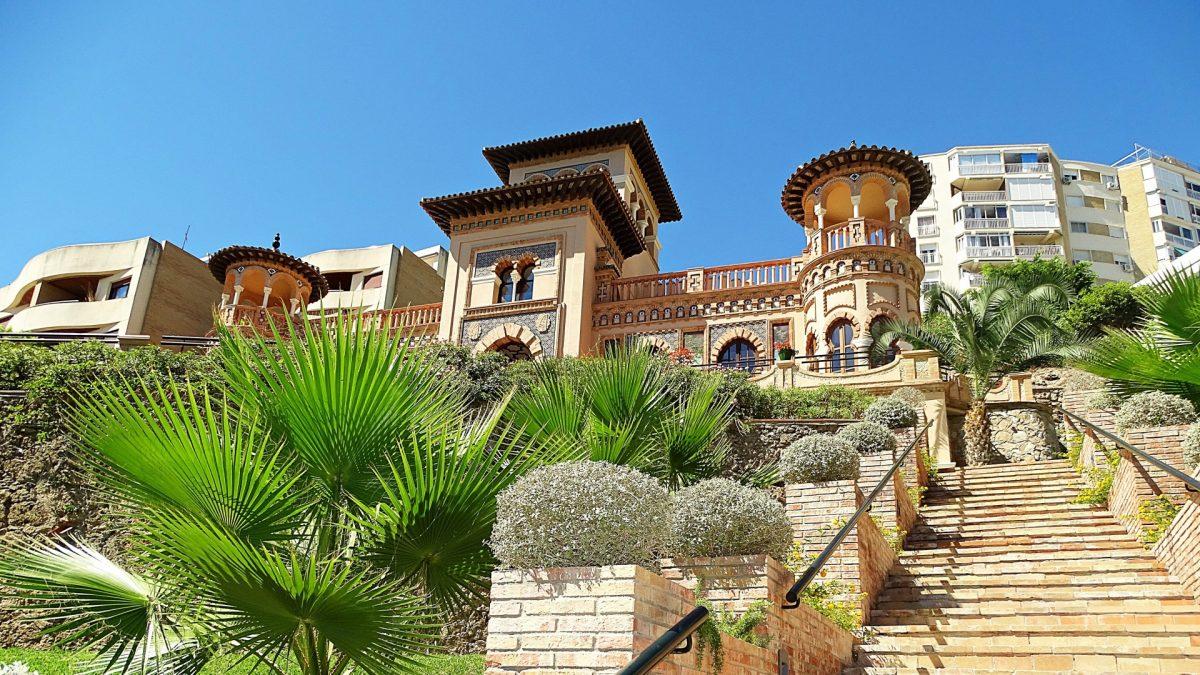 Casa de los Navajas en Torremolinos