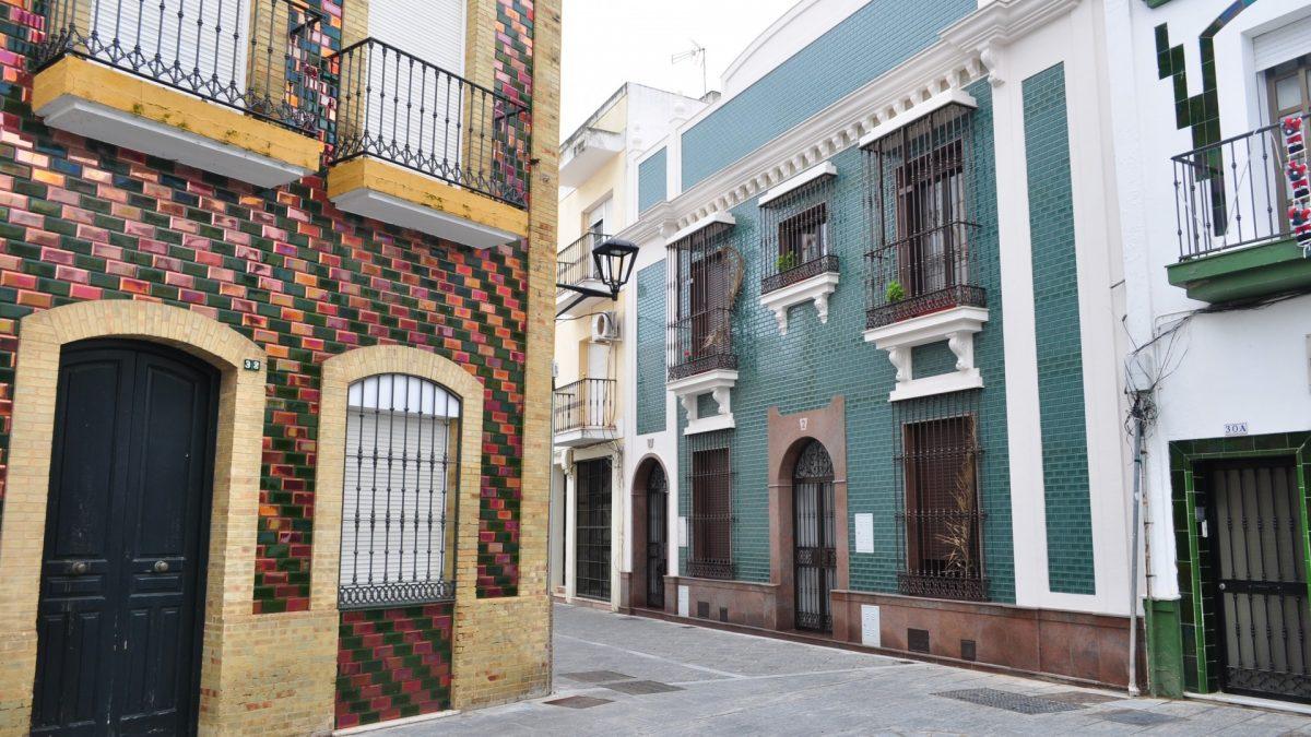 Casco histórico de Isla Cristina