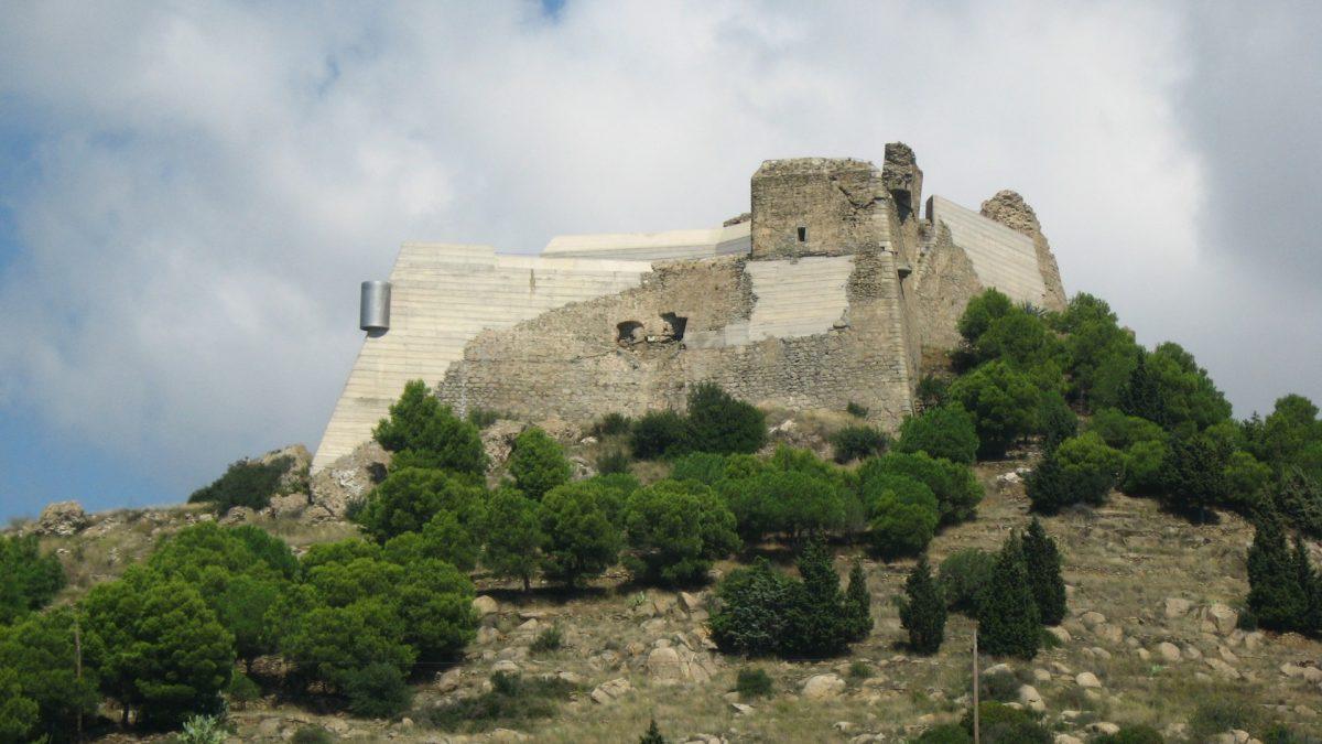 Castell de la Trinitat en Roses