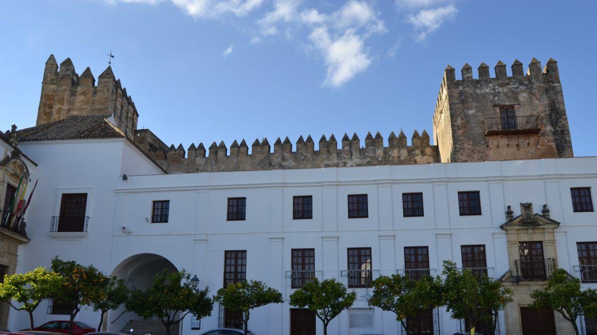 Castillo de los Duques de Arcos de la frontera