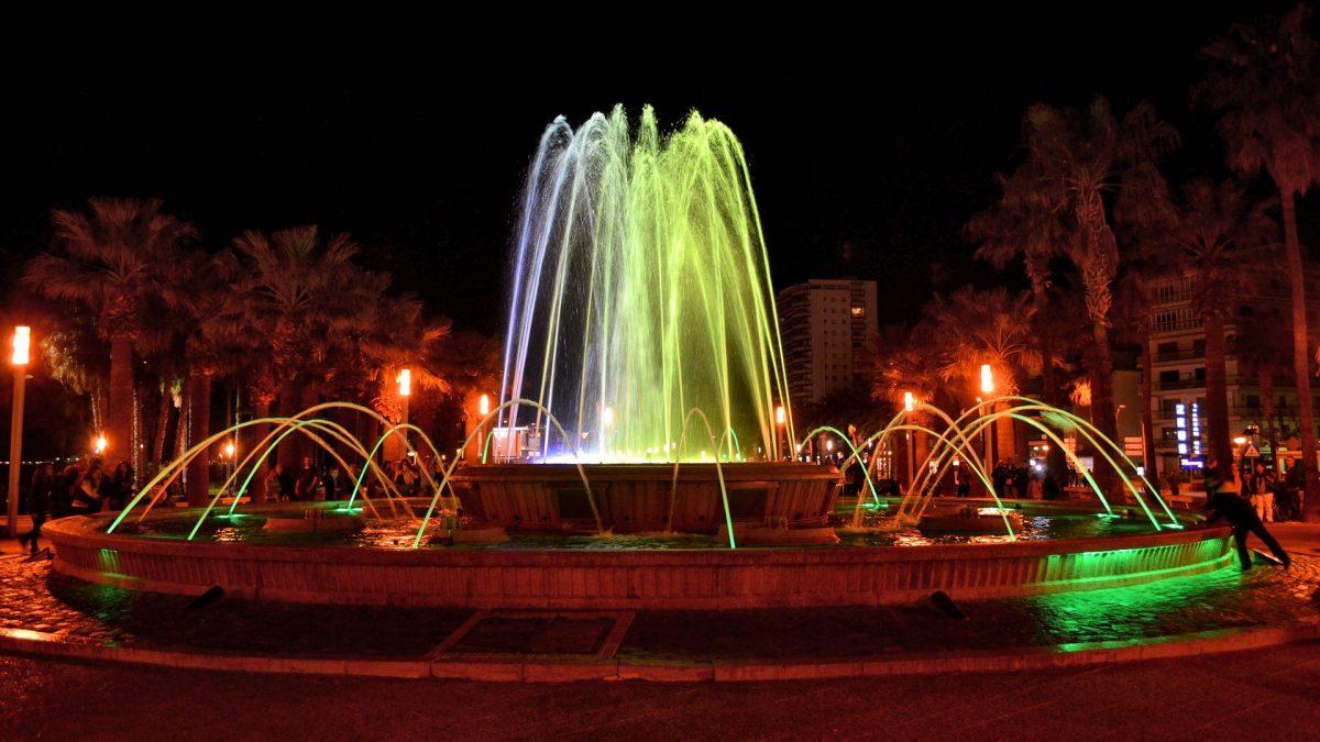 Font Lluminosa Salou