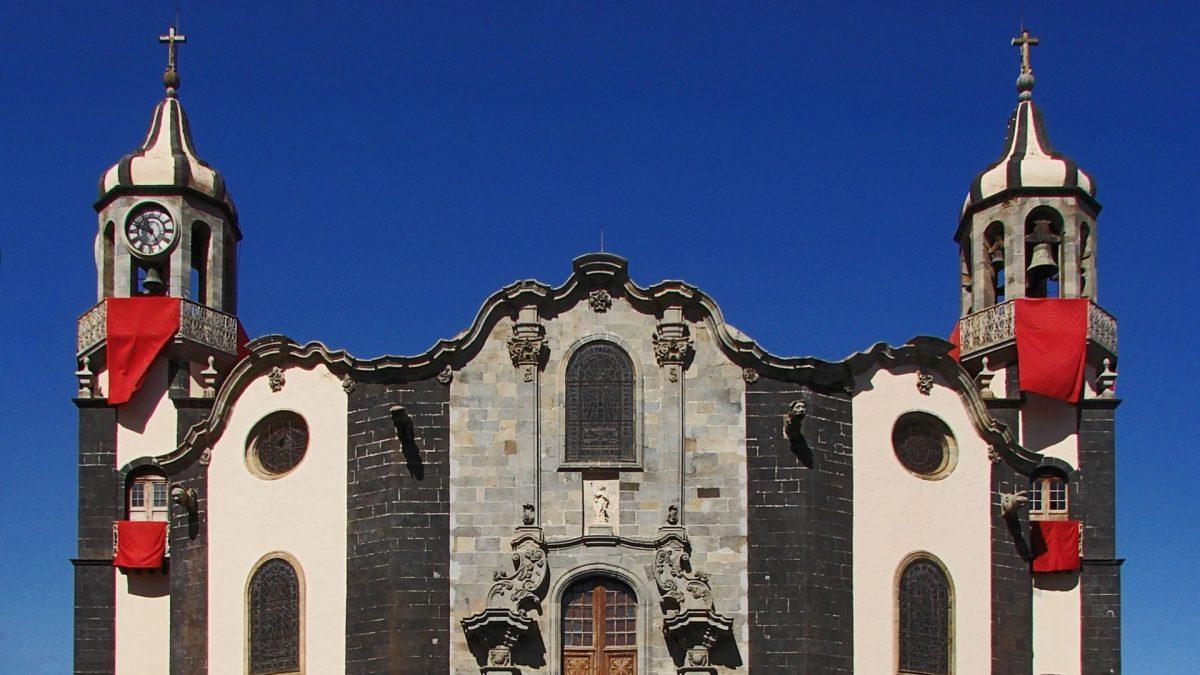 Iglesia Nuestra Señora de la Concepción en La Orotava