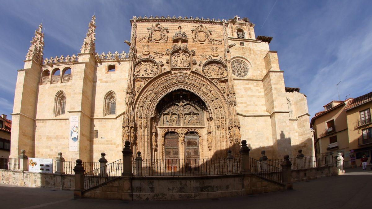 Iglesia de Santa María en Aranda de Duero