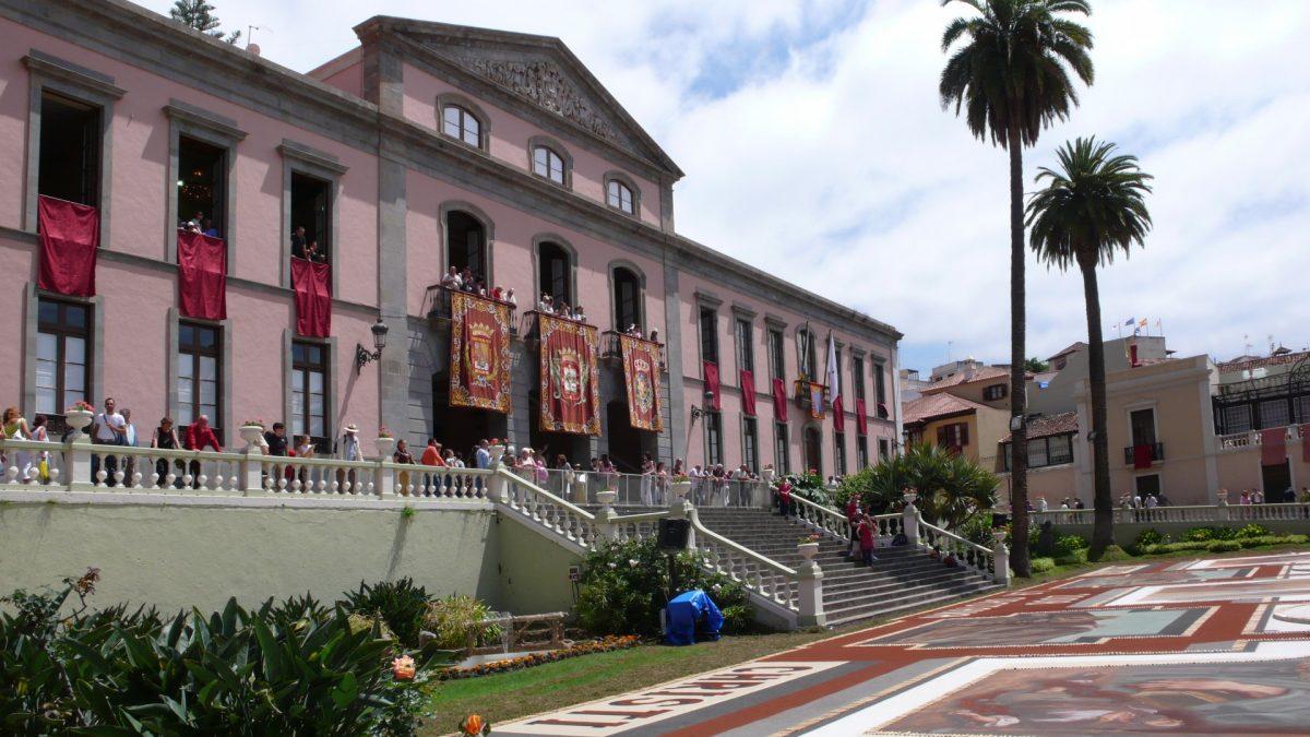 Plaza del Ayuntamiento de La Orotava