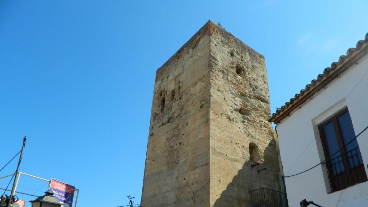 Torre de los Molinos, actualmente conocida como Torre Pimentel