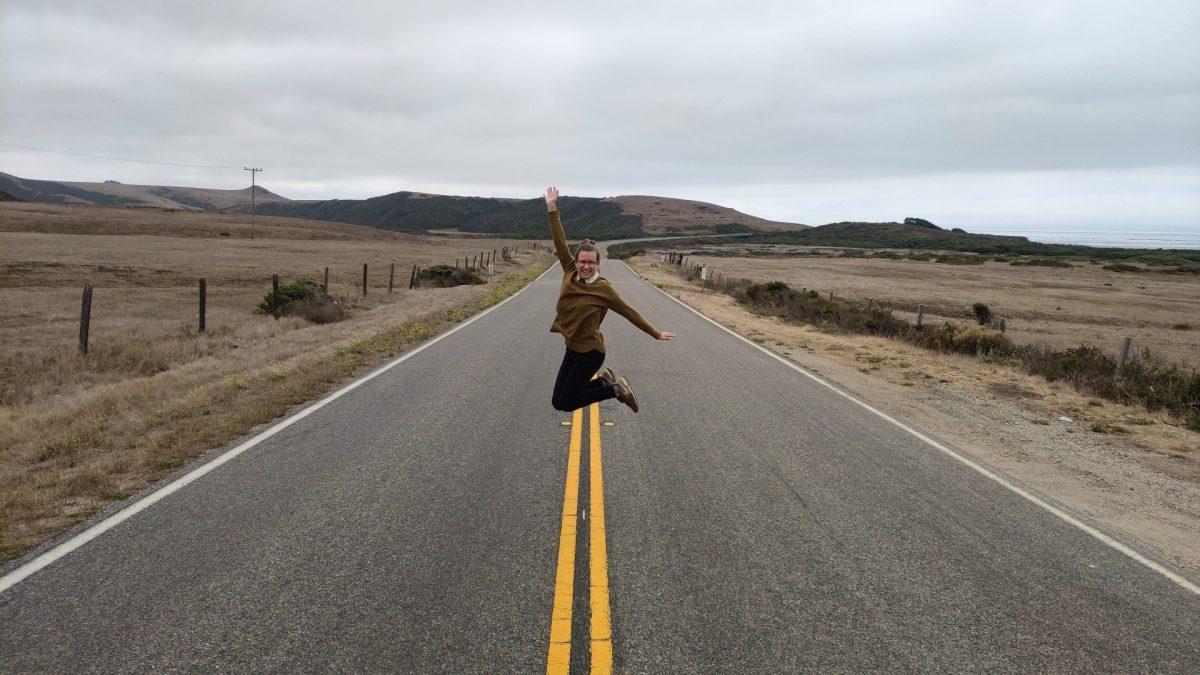 Autopista 1 en Big Sur
