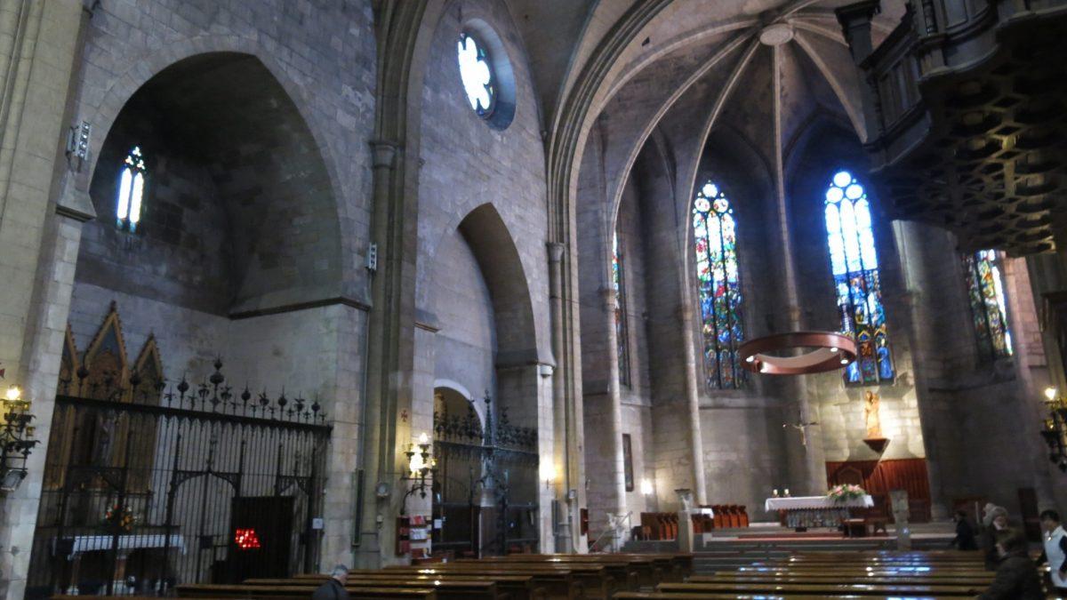 Basílica de Santa Maria en Vilafranca del Penedès