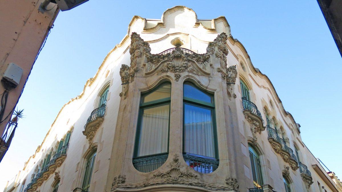 Casa modernista Guardiet-Berrozque